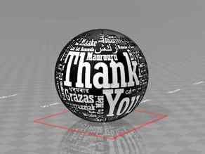 thank you  ball