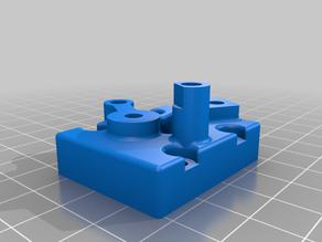Flex (the Nimble V3) mount for the E3D Toolchanger