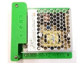 Well LRS-50-12 zdroj pro OSPy