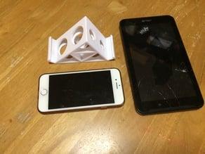 customizable 2 angle sturdy phone holder