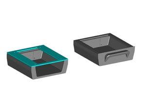 Undermount Desk Drawer for Ender3 Size Printer (With STEP File)