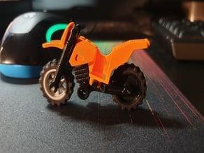 Roue Moto lego - Moto lego wheel