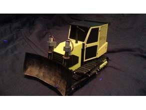 Scale 1/12~1/14 RC Bulldozer