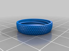 20X80 Container with NonKnurled Lid