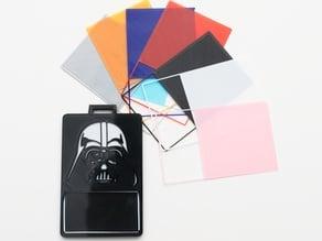 Darth Vader ID Badge Holder and Inserts