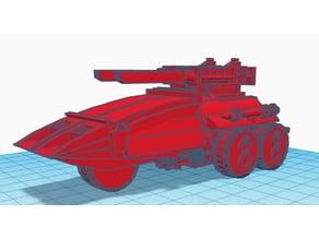 28mm Custom Cobra Venom Light Tank
