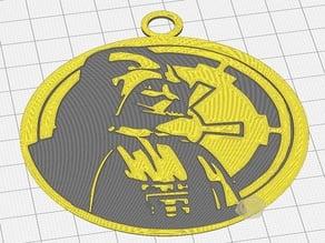 Star Wars Darth Vadar Ornament