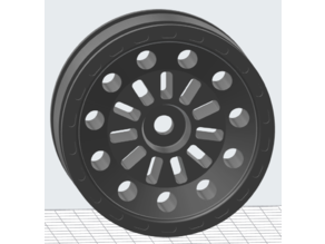 Crawler Rim 1.9 (Beadlock Style)