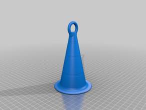 Cone with Ring for Balancing Stretches/Exercise