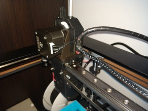 Sapphire Pro direct BMG extruder