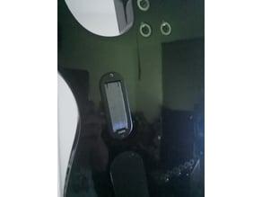 Yamaha RGX A2 Batterycover