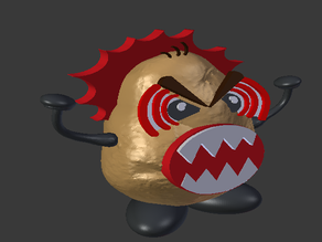 Ansible Mascot - Angry Spud, Rage Tater, and The Starchy Miracle