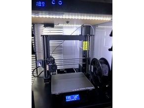 Prusa i3 MK3 MK3S 1.75mm Filament Feed Guide for 3D Printer Enclosure