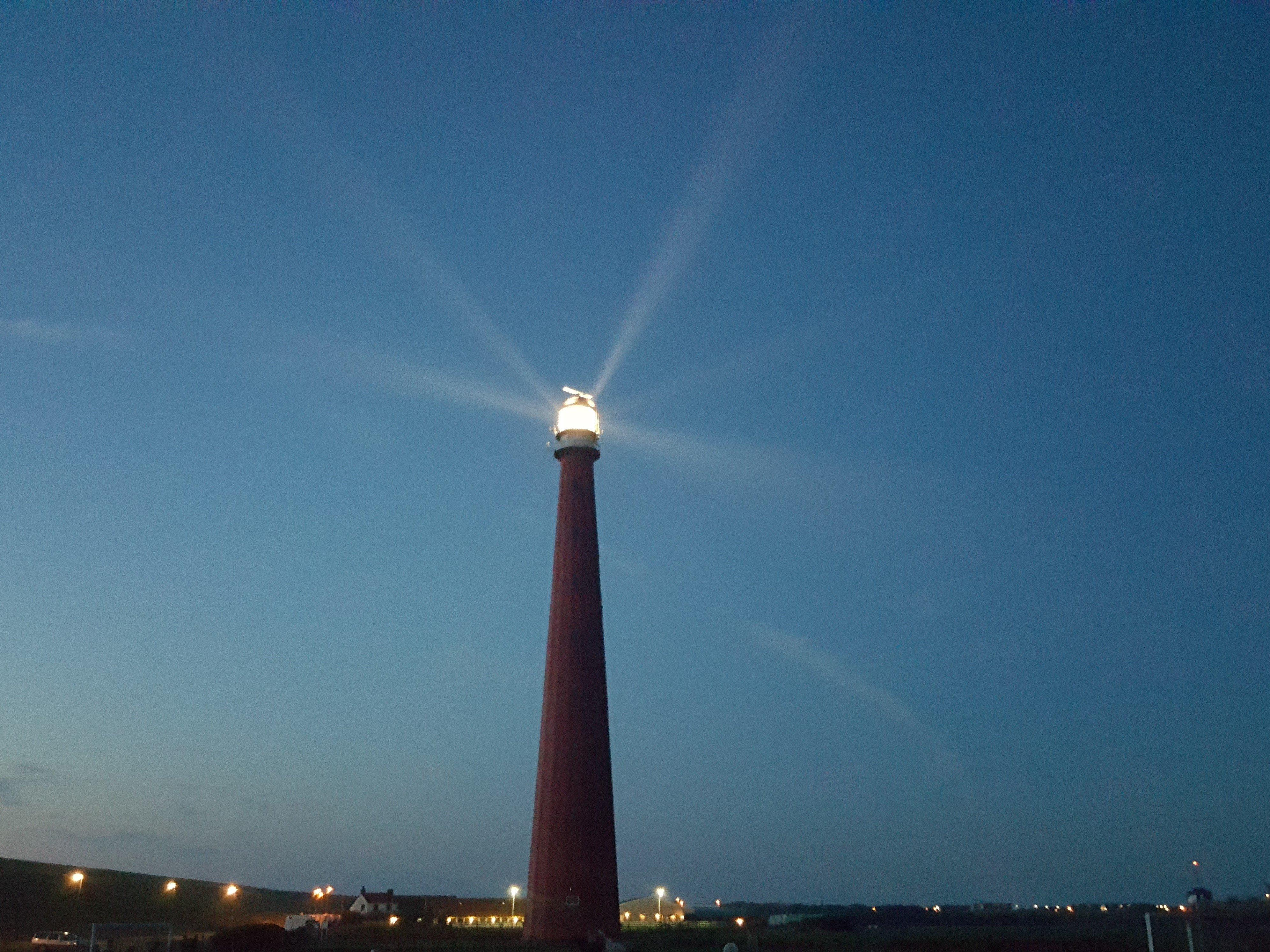 Lighthouse dutch (Lange Jaap Den Helder)
