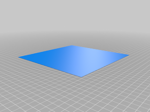 Bed leveling square plate test