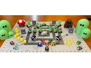Mario/Mario Kart Terrain (Gaslands Variant)