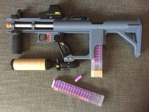 NIRODHA's HPA Bullpup Nerf Blaster