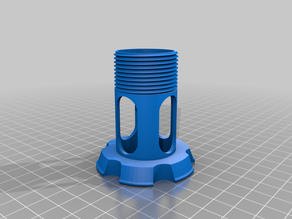Yet Another Threated Spool Adapter but customizable