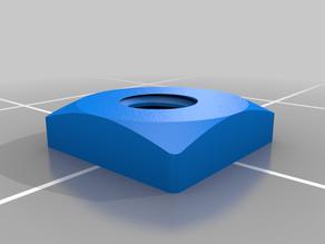 M3 Square Nut for E3D Hemera
