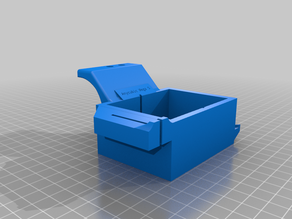 Anycubic Mega S Tool box attachment