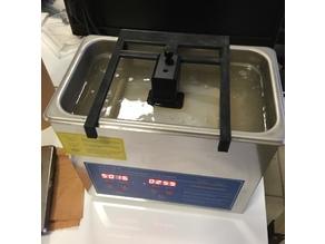 Zortrax Inkspire Ultrasonic Cleaner platform rack