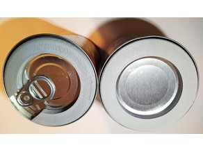 Food Tin Can Stacking Disc