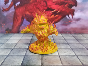 Fire Elemental Updated