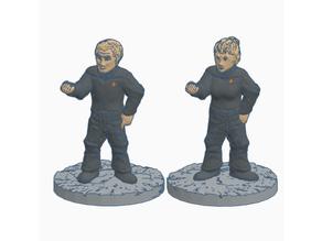 Standing Figures (~28mm)