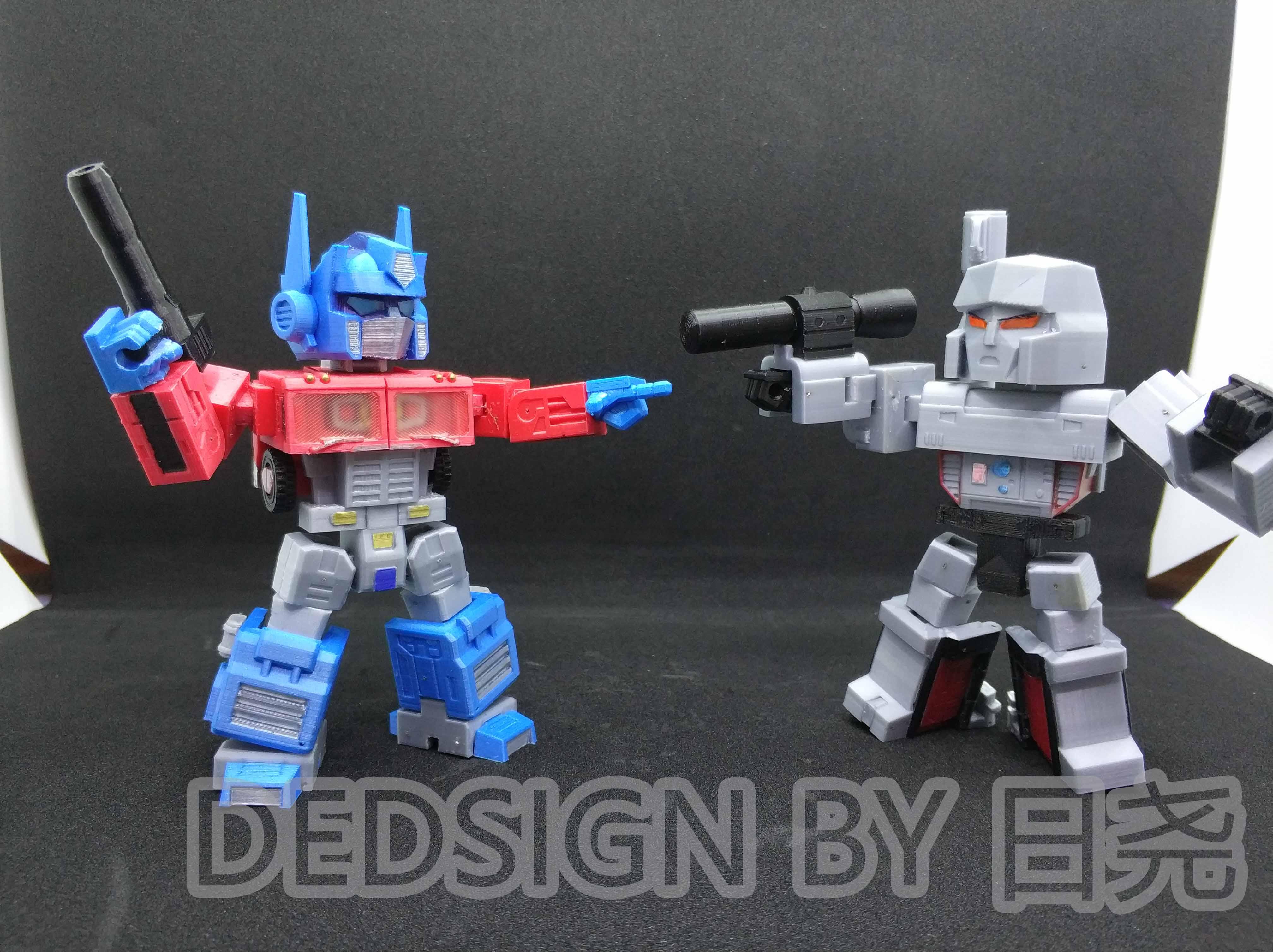 Megatron Q-style Transformers