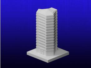 GreebleCity: The Trigon Building