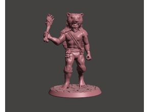 Wendol Bear Warrior - Eaters of the Dead