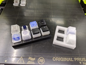Parametric (Customizable) Cherry MX Key Switch Tester