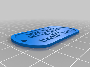 DogTag Generic Template