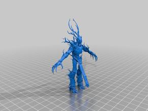 Treelord - wood elf treeman - tm