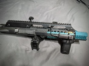 G36 Picatinny Carry Handle