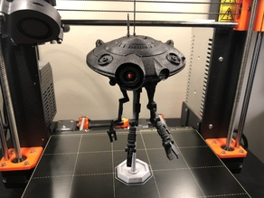 ID10 Droid Eye and Display Stand