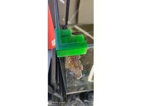 aquarium cover clip