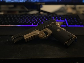 Airsoft 1911 +2 Magazine Extension
