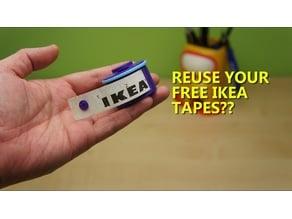 IKEA Free Measurement Tape Spooler / Dispenser