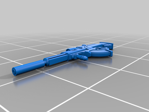 Pan-O Shock Marksman Rifle for Infinity: The Game