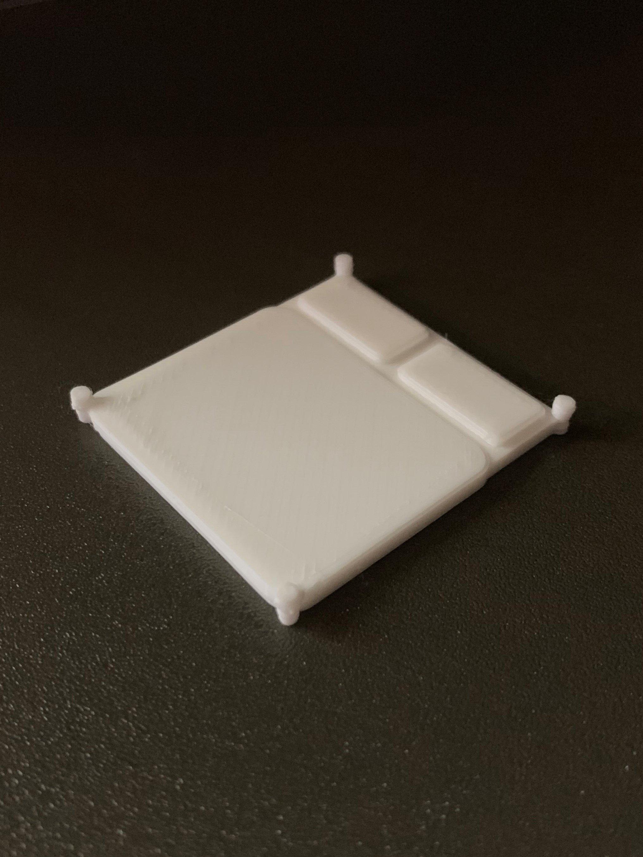 Simple Mini D&D Double Bed
