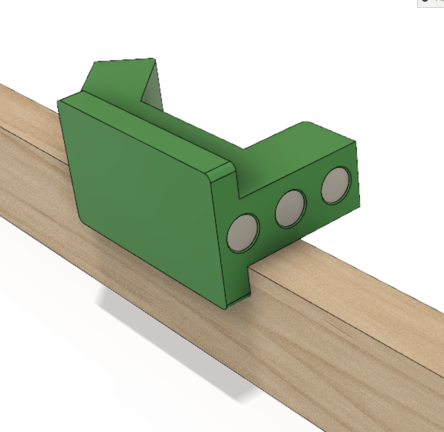 Magnetic Saw Guide