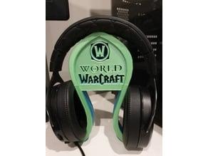 World of Warcraft Headphones stand