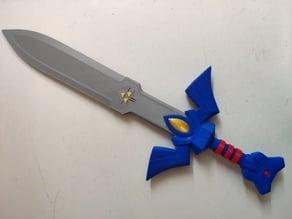 Legend of Zelda - Windwaker Master Sword