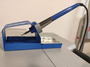 Soldering Iron Stand Adapter for thin T12 handle
