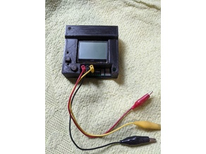 Case for MG328 with Li-Ion 18650
