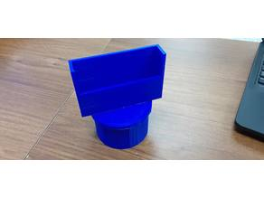 Phone Stand for a Cup Holder