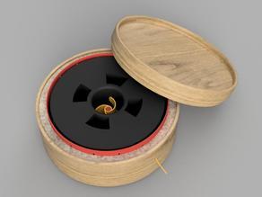 Ikea Mallgroda filament box insert