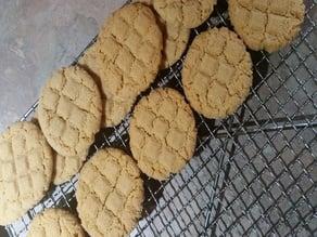 Peanut Butter Cookie Press