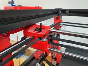 Hypercube Evolution XY Joiner with Extended Bolt Fixings